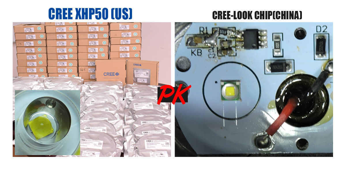 brightest led off road lights use real usa cree xhp50
