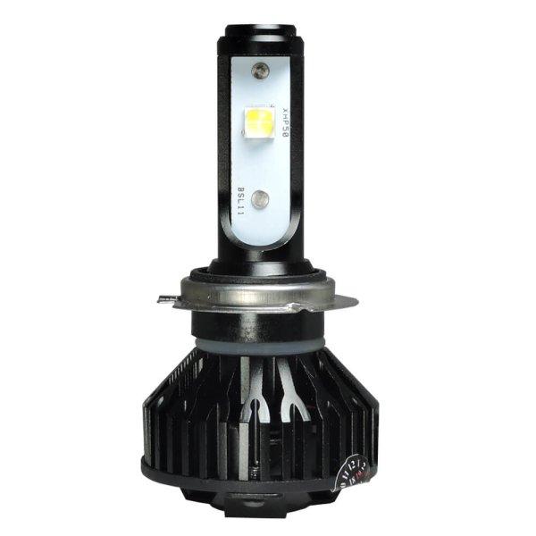 led headlamp bulbs of h7