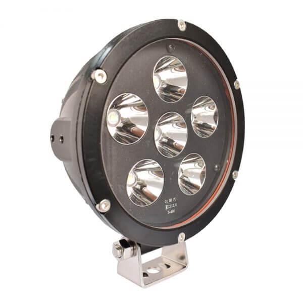 60 W led driving lights round of CREE chip Emark approval