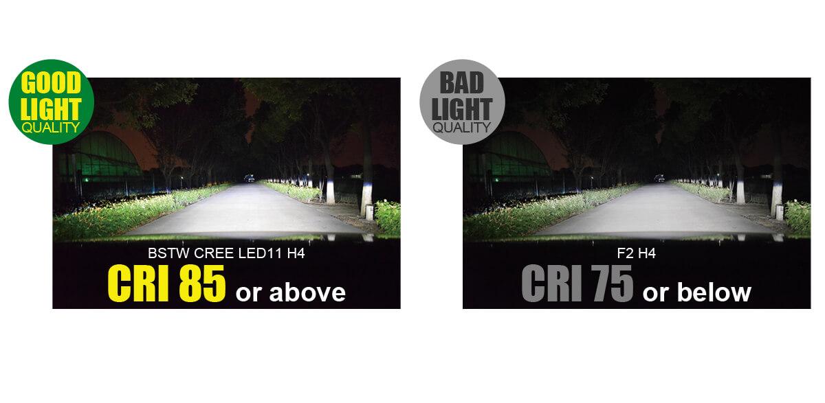 h4 led bulb motorcycle