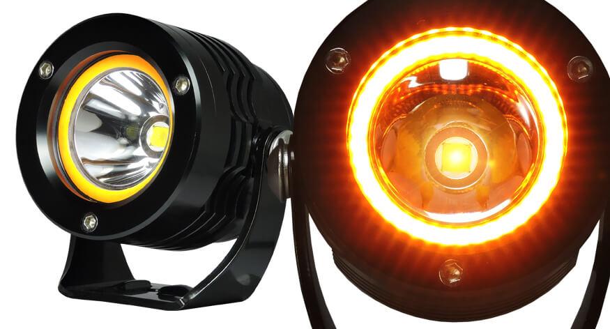 DB 6 Small LED Boat Spot Light