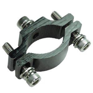 mounting bracket of auxiliary light of led lighting for utv