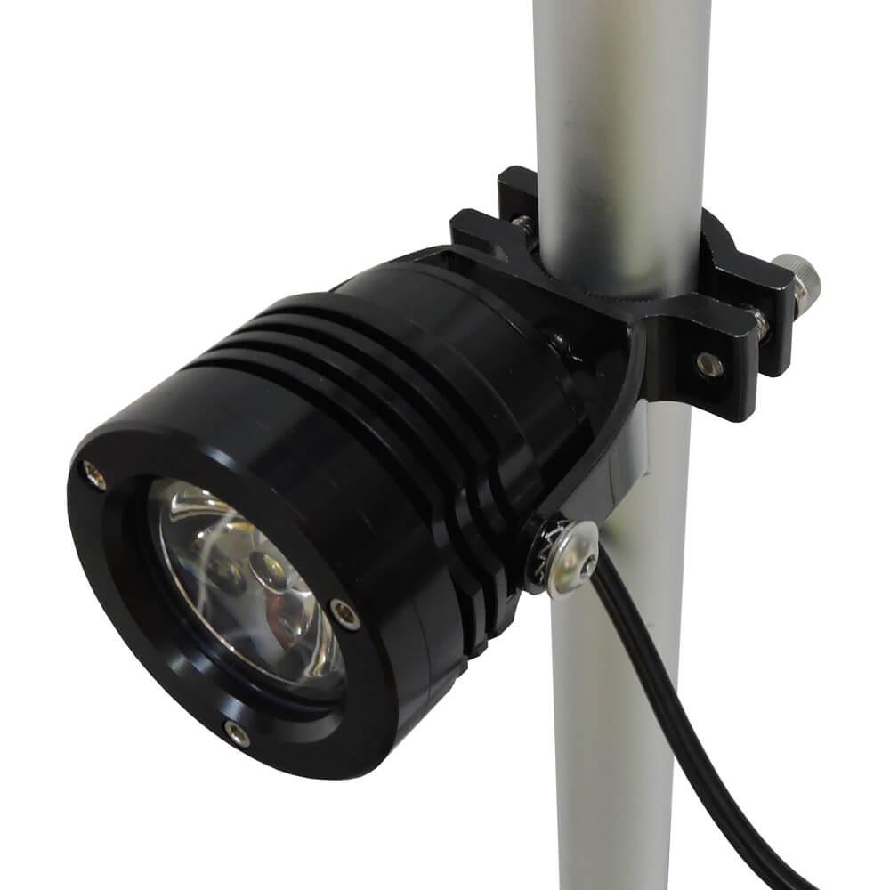 motorcycle headlight bracket installlation