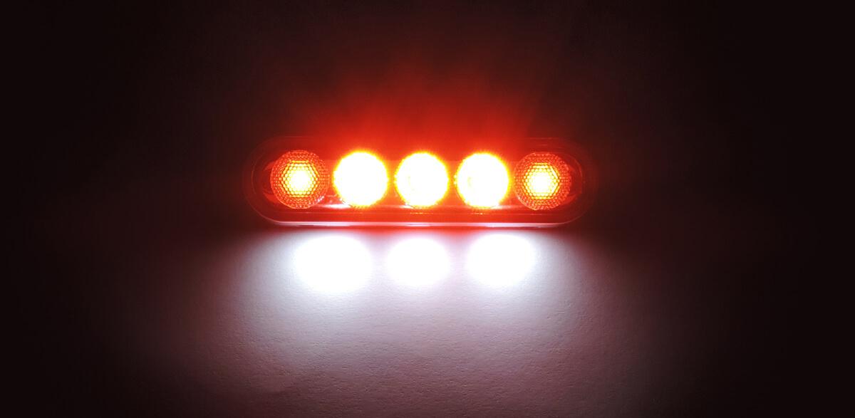 E-bike Tail Light - DARKBUSTER T2-rear position-brake-license plate light