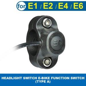 Headlight Switch E-Bike Function Switch (Type A)