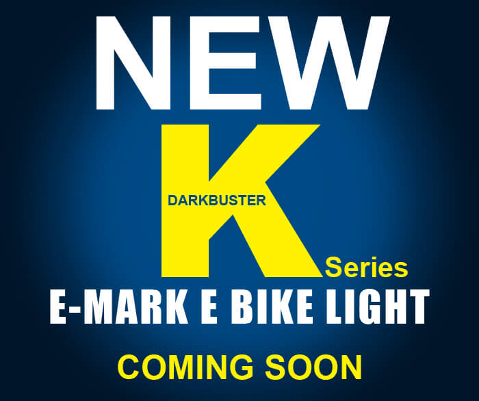Looking For E-MARK Certified E Bike Light For HI / LO Beam & DRL-1
