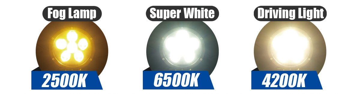 Marine boat spotlight Multi-color DB M2 3 color easily switch
