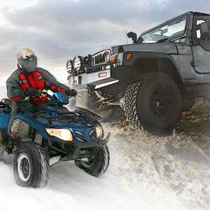 OFF-ROAD & ATV LIGHTS