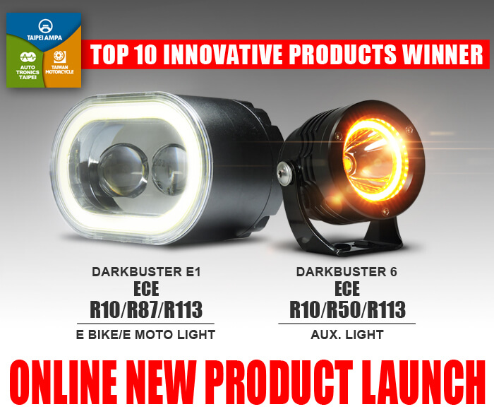 Online New Product Launch