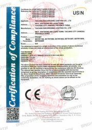 CE certificate led driving fog lights