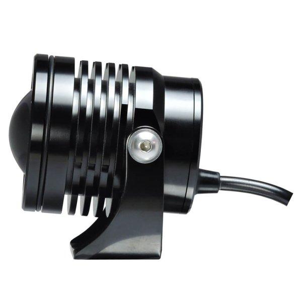 motorcycle led spotlight TUV ECE R113 R10 approval